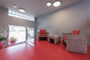 Neue Räume bei der Hächler-Gruppe