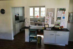 Neue Küche für die arwo